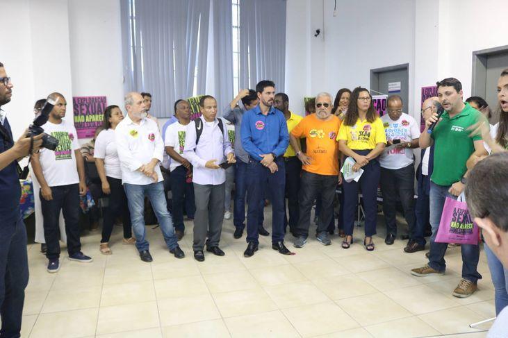 Plantão DH Carnaval 2019