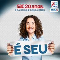 SAC 20 ANOS