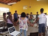 Estudantes de Alto de Coutos participam de formação sobre CNV e Escuta Empática