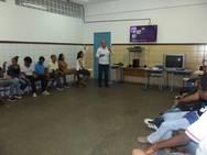 Ouvidor Geral  do Estado participa do Projeto Transformaê nas escolas estaduais
