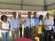 Governo da Bahia investe 2,4 milhões em contenção de encosta em Pirajá