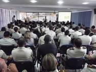 OGE realiza capacitação com ouvidores da Polícia Militar, Corpo de Bombeiros e SSP