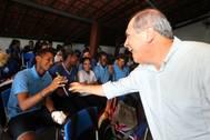 Terceira edição do projeto Ouvidoria Ativa aconteceu no Centro de Salvador