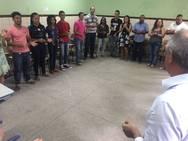 Ouvidor geral palestra sobre participação social na comunidade em escola do Subúrbio de Salvador