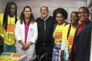 OGE participa de inauguração do serviço de combate ao racismo na Micareta de Feira de Santana