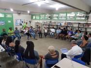 OGE realiza primeiro encontro da formação Cidadão em Ação no Colégio Paulo Américo