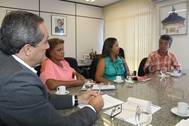 Associa��es de moradores de Salvador s�o atendidas pelo ouvidor-geral e apresentam propostas para seguran�a p�blica