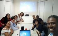 OGE segue com formação para acompanhamento do sistema de qualidade