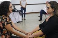 OGE realiza vivência CNV para colaboradores do projeto Jovens Comunicadores
