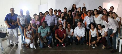 Modelo de gestão do Projeto Cidadão em Ação, o método Comunicação Não Violenta (CNV) foi apresentada pelo ouvidor geral do Estado, José Maria Dutra, durante Whorkshop realizado Universidade Estadual de Feira de Santana (Uefs).