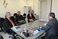 Ouvidores de Roraima visitam Ouvidoria Geral para firmar parceria
