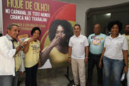 Ouvidoria Geral fortalece a��es de garantia dos direitos humanos durante o Carnaval